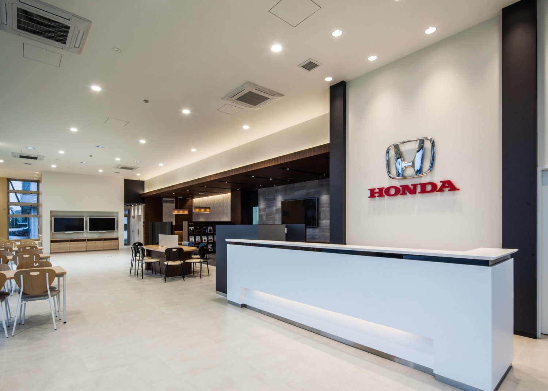 Honda Cars 富山中央3
