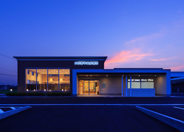 大沢野中央診療所2
