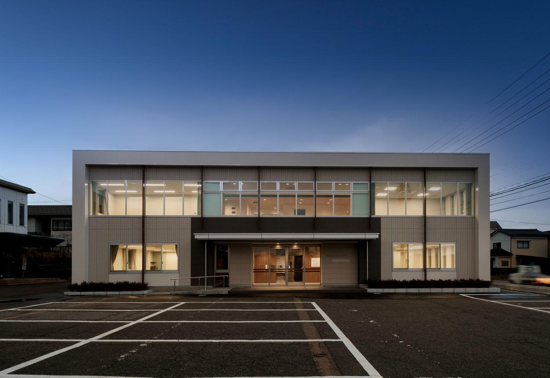 内灘町産業支援センター