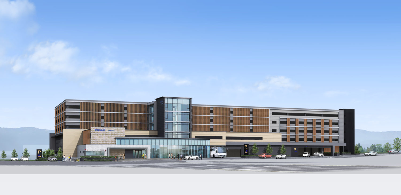 新兼六駐車場建設工事